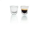 2 Espresso Glasses for use with Machines Product Image
