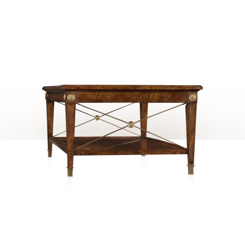 A Cocktail Table After the Regency