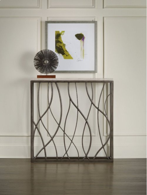 Thin Metal Console
