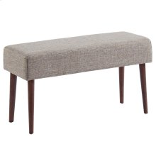 Minto Bench in Beige Blend