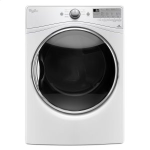 7.4 cu.ft Front Load Electric Dryer with Advanced Moisture Sensing, Steam Refresh -