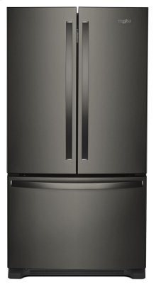 36-inch Wide French Door Refrigerator with Water Dispenser - 25 cu. ft.