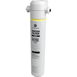 IN-LINE WATER FILTRATION SYSTEM, FOR REFRIGERATORS OR ICEMAKERS -