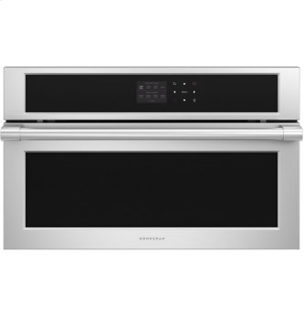 "Monogram 30"" Smart Statement Steam Oven - AVAILABLE EARLY 2020"