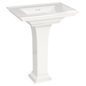 Town Square S Pedestal Sink  American Standard - Linen