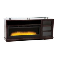 Milano Fireplace