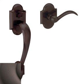 Distressed Venetian Bronze Boulder 85353 Sectional