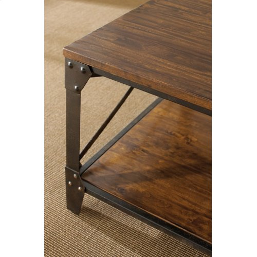 "Winston Cocktail Table, 48"" x 28"" x 19"""