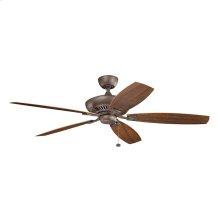 """Canfield XL Patio Collection Canfield XL Patio 60"""" Ceiling Fan in TZP"""