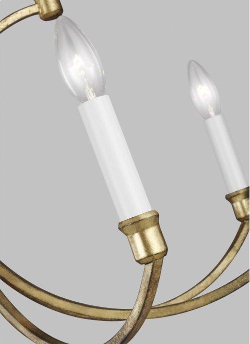 12 - Light Chandelier
