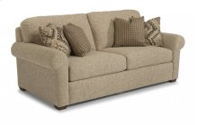 Randall Fabric Two-Cushioned Sofa