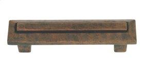 Trocadero Pull 3 Inch (c-c) - Rust