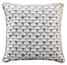 SCALE EARTH FEATHER PILLOW