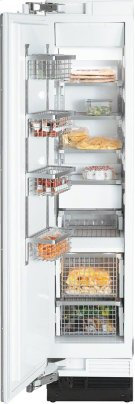 F 1413 SF MasterCool freezer with maximum storage space in the smallest space for optimum freezing. Product Image