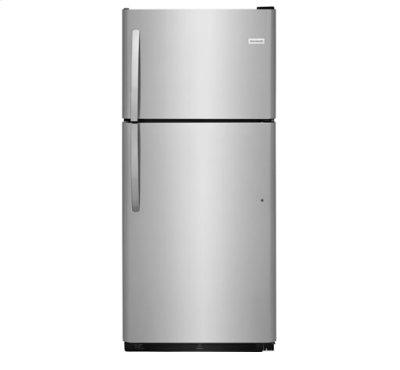 Frigidaire 20.4 Cu. Ft. Top Freezer Refrigerator Product Image