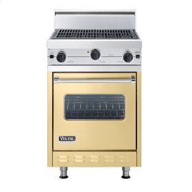 """Golden Mist 24"""" Char-Grill Companion Range - VGIC (24"""" wide range with char-grill, single oven)"""