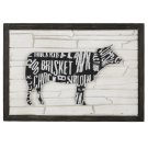 Cow Wall Art I Product Image