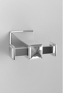 Polished Chrome Traditional Collection Series B Robe Hook