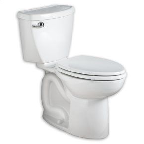 Cadet 3 Elongated Toilet - 1.28 GPF - 10-inch Rough-in - White
