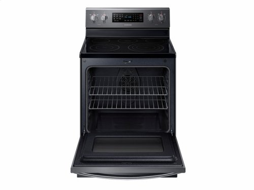 RED HOT BUY! 5.9 cu. ft. Electric Range with True Convection