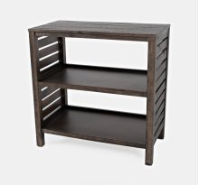 Global Archive Clark Bookcase - Burnished Chestnut