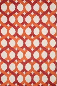 Red / Orange Rug