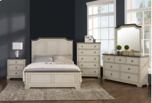 AVALON COVE KING PANEL BED