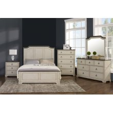 AVALON COVE QUEEN PANEL BED