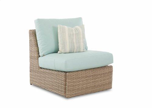 Mod Reclining Armless Chair