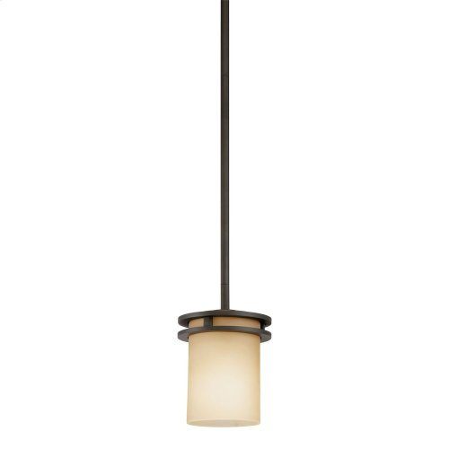 Hendrik 1 Light Mini Pendant Olde Bronze®