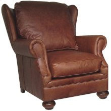 Manual Recliner, Leather Grisham Recliner