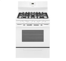 TRULY GIVING THIS AWAY AT $199.00 - 30'' NATURAL Gas Range - FFG3054TW SLIGHTLY USED - EXHANGED FOR GAS RANGE WITH ADDITIONAL FEATURES - 6 MONTH WARRANTY (LP CONVERSION AVAILABLE)