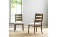 High Line by Rachael Ray Ladder Back Side Chair Product Image