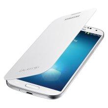 Galaxy S 4 Flip Cover, White