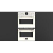 "30"" Pro Double Oven - Matte White"