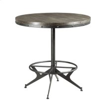 ROUND BAR TABLE