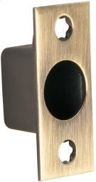 Sliding Pocket Door Edge Pull in (SB Shaded Bronze, Lacquered) Product Image