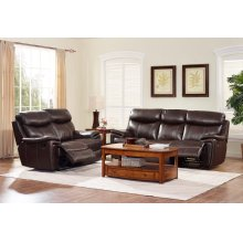 Aria Dual Recliner Loveseat