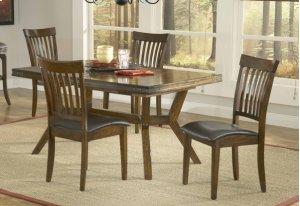 Arbor Hill 5pc Dining Set