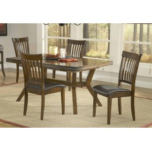 Hillsdale FurnitureArbor Hill 5pc Dining Set
