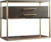 Curata One-Drawer Nightstand Product Image
