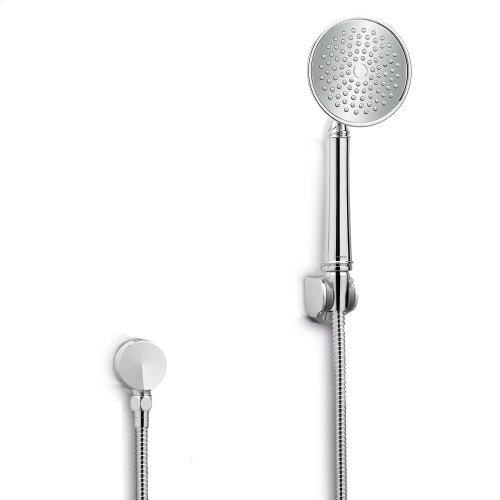 Traditional Collection Series A Single-Spray Handshower 4-1/2 - Brushed Nickel