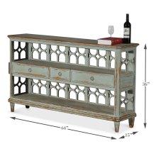 Wine Connoisseur Shelf