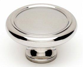 Knobs A1161 - Polished Chrome