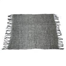 Shingle Grey w/Black Throw