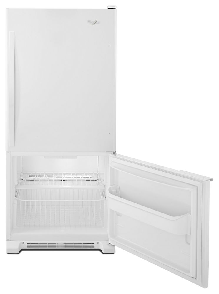 Wrb119wfbwwhirlpool 30 Inches Wide Bottom Freezer
