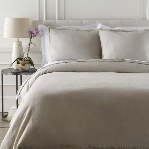 """Audrey AUD-4000 39"""" x 76"""" x 15"""" Twin Bed Skirt"""