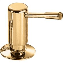 Soap dispenser 902-BRS NuBrass