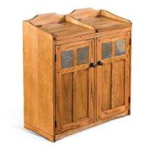 Sedona Trash & Recycle Box