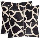 Antonio Pillow - Black / White Product Image